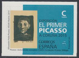 España Spain 4932 2015 Grandes Expos Primer Picasso MNH - Spagna