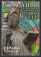 España Spain 5052 2016 Efemérides MNH - Spagna