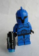 FIGURINE LEGO STAR WARS - SENATE COMMANDO CLONE TROOPER - MINI FIGURE 2015 Légo - Figuren