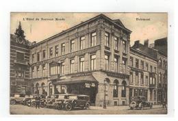 Tienen  Tirlemont  L'Hôtel Du Nouveau Monde - Tienen