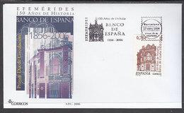 España Spain 4220 2006 CL Aniversario Banco De España SPD Sobre Primer Día - Spagna