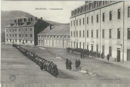 Lozere : Mende, Les Casernes... RARE - Mende