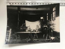 Photo Ancienne Grand Format Le Cinquantenaire Du Cinéma - Lieux