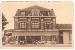 Diest-Logement-P-Peeters-Maes-Restaurant. - Diest
