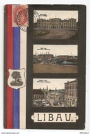 Lettonie. Libau, Liepāja. Multivues (4237) - Latvia