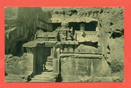 INDIA - ELLORA-INDRA-SABHA - India