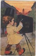 Carte Système : Photographe Caméraman (  Avec Dépliant De Lille ) - A Systèmes