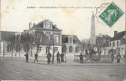 Ladon (Loiret) Monument (Obélisque) élevé Aux Soldats Morts Pour La Patrie En 1870 - Edition V.O. - France