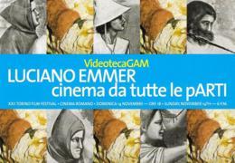 [MD4040] CPM - CINEMA - LUCIANO EMMER - GAM TORINO - FREECARDS 317 - PERFETTA - NV - Cinema