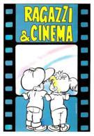 [MD4041] CPM - CINEMA - BOZZETTO DI SILVANO CAMPEGGI PER LA 6° SETTIMANA DI RAGAZZI & CINEMA - PERFETTA - NV - Cinema