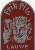 Bier Frik Pils Lauwe - Alcools