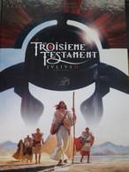 Le Troisième Testament Julius T II ALEX ALICE Glénat 2012 - Troisième Testament, Le