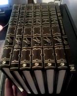 Les Aventures D'Asterix, Relié Cuir Tomes 1 à 7, 30 Histoires - Books, Magazines, Comics