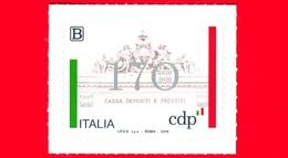Nuovo - MNH - ITALIA - 2019 - 170 Anni Della Cassa Depositi E Prestiti – Logo - B - 1946-.. République