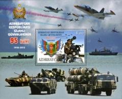 Azerbaïdjan Azerbaycan Bf 115 Armée - Militares