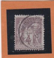 SAGE N° 88    CACHET JOURNAUX -REF  1602 - 1876-1898 Sage (Type II)