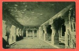 INDIA  - ELLORA - RAMESWAR - CAVE - India
