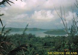 1 AK Tonga * Niuafo'ou Island - View Of The Crater Lake Vai Lahi (Big Lake) - Auch Bekannt Als Tin Can Island * - Tonga