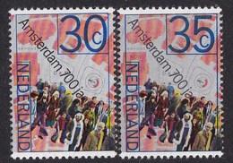 Nederland - Noord-Holland - Amsterdam - Jubileumzegels - Amsterdam 700 Jaar - MNH - NVPH 1064/1067 - Aardrijkskunde