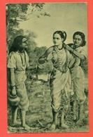 INDIA  - FOLK - FOLKLORE - FOLCLORE - DONNINE - India