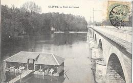 Olivet (Loiret) Pont Du Loiret, Lavoir - Galeries Orléanaises - France