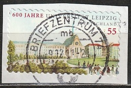 BRIEFZENTRUM 74 Mb - 9. 12 11 - 21 - Mi N. 2747 - UNIVERSITAT LEIPZIG - [7] Repubblica Federale