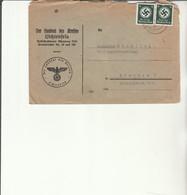 H 4 - Enveloppe Avec Cachet LICHTENFELS  - MUNCHEN - Duitsland