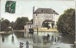 Olivet (Loiret) Le Moulin St Saint Samson - Edition M.P. Carte Aqua-Photo Colorisée N° 3115 - France