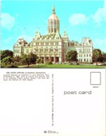State Capitol, Hartford, Connecticut - Hartford