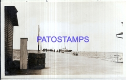 124721 CHILE PUERTO MONTT LLANQUIHUE VISTA PARCIAL YEAR 1931 PHOTO NO POSTAL POSTCARD - Chile