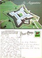 Castillo De San Marcos, St. Augustine, Florida - St Augustine