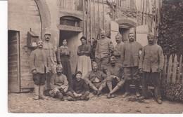 MILITARIA(CARTE PHOTO) - Guerra 1914-18