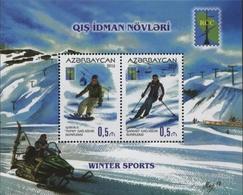 Azerbaïdjan Azerbaycan Bf 127 Ski , Snowboard - Wintersport (Sonstige)
