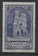 1938 - YVERT N° 399 ** MNH  - COTE = 20 EUR. - - France