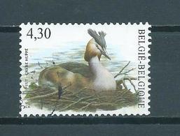 2006 Belgium 4,30 EURO Buzin Birds,oiseaux,vögel,fuut Used/gebruikt/oblitere - Belgium