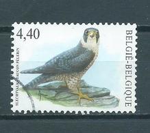 2008 Belgium 4,40 EURO Buzin Birds,oiseaux,vögel,slechtvalk Used/gebruikt/oblitere - Belgique