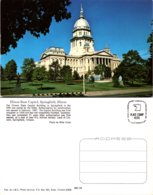 Illinois State Capitol, Springfield, Illinois - Springfield – Illinois