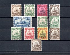 A157 Timbres Anciennes Colonies Allemandes. A Saisir !!! - Bureau: Maroc