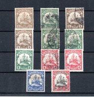 A158 Timbres Anciennes Colonies Allemandes. A Saisir !!! - Bureau: Maroc