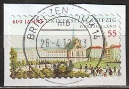 BRIEFZENTRUM 14 Mb - 26. 4 12 - 23 - Mi N. 2747 - UNIVERSITAT LEIPZIG - [7] Repubblica Federale