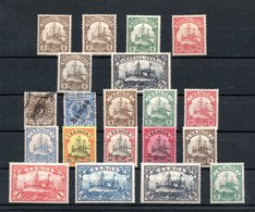 A159 Timbres Anciennes Colonies Allemandes. A Saisir !!! - Bureau: Maroc