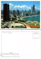 Aerial View, Chicago, Illinois - Chicago