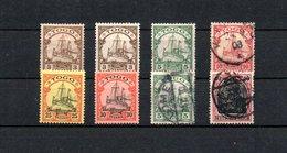 A160 Timbres Anciennes Colonies Allemandes. A Saisir !!! - Bureau: Maroc