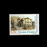 Andorra Española 349 - Patrimonio Cultural MNH - Spagna