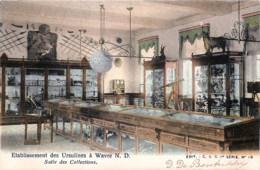 Sint-Katelijne-Waver - Wavre-Sainte-Catherine - Etabl. Des Ursulines à Wavre N-D - Salle Des Collections - Sint-Katelijne-Waver