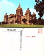 Iowa State Capitol, Des Moines, Iowa - Des Moines