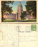 Kansas State Capitol, Topeka, Kansas - Topeka