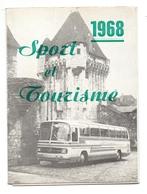 Imphy Autocar Mercedes Wattrelot-Rose 1968 - Petit Format : 1961-70