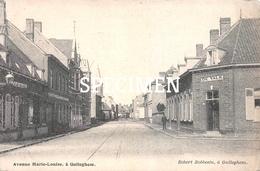 Avenue Marie-Louise -  Gullegem - Wevelgem