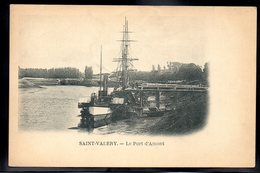SAINT VALERY SUR SOMME 80 - Le Port D'Ammont - #B164 - Saint Valery Sur Somme